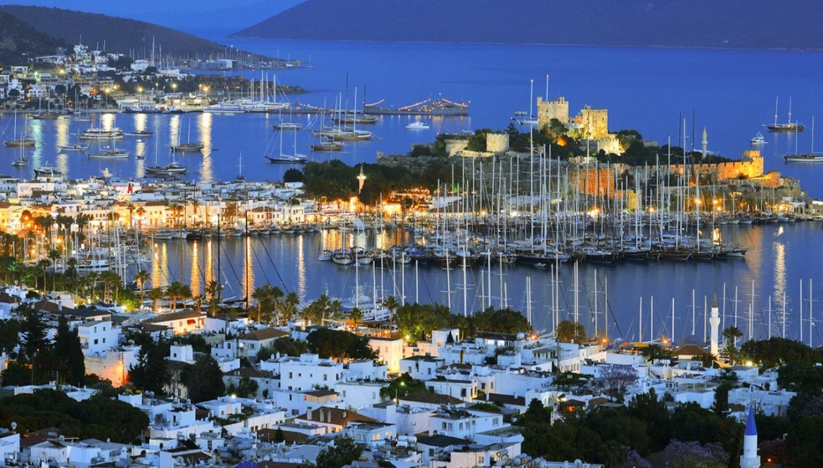 INTRODDUCTION of BODRUM